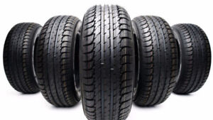 NEW AND USED TIRES! NEW TIRES MOST SIZES $350/SET