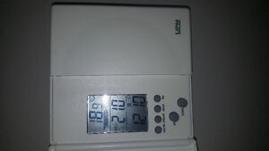 UPM programmable thermostat
