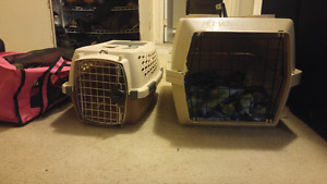 Assorted kennels for sale!All profits to go to dog rescue.