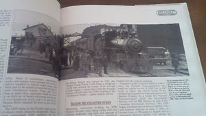 The History of Canadian Railroads, Greg McDonnell, 1985 Kitchener / Waterloo Kitchener Area image 2