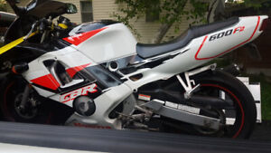 1994 cbr 600f2 amazing shape and well maintained