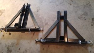 Reese Hitch to Three Point Hitch Adaptor