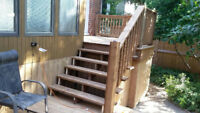 Affordable decking and free quotes