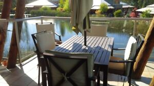 Three Bedroom Furnished Condo Gated Community