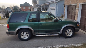 "1999 Ford Explorer Sport SUV - ""As Is"""