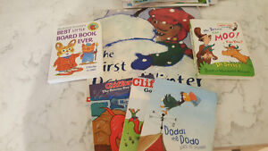 6 childrens books