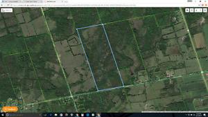 104 Acres on Harmony Road!!! Build/ATV/Hobby farm, do it all!
