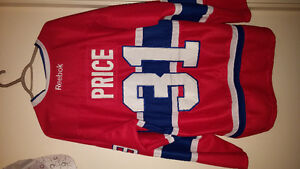 Montreal Canadien Carey Price Jersey