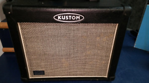 Serious practice and jamming power  KUSTOM DUAL 35 DFX
