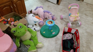 Kids multiple toys