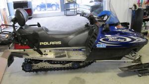 2002 Polaris Classic Touring 600 liquid Needs Nothing