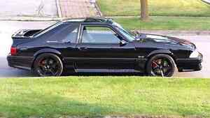 1993 Mustang gt 331 stroker supercharged