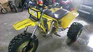 85 yamaha tri z swap or trade only
