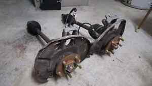 Mazda rx7 fd3s rear axle