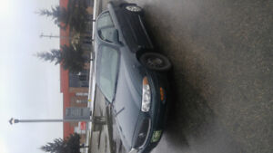2000 buick lesabre or trade