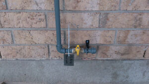 Gas Lines, Appliance Hookups and Fireplaces Cambridge Kitchener Area image 2