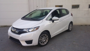 honda fit 2015 LX**automatique** 18800 KM