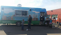 Food truck available!