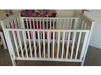 Boori King Parrot cot bed
