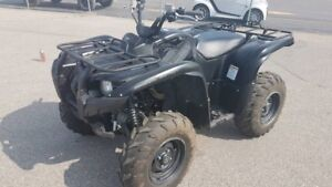 2015 Yamaha Grizzly 700 FI EPS SE 2