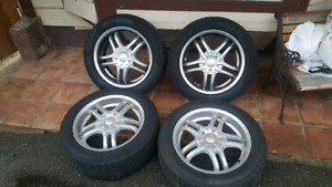 Winter tires for BMW, AUDI, Mercedes