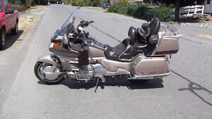 Goldwing Ready To Go