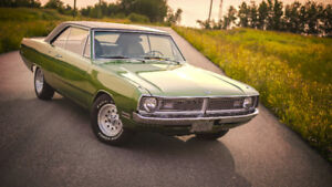 1970 Dodge Dart GT 340 with Bucket seat Console shift