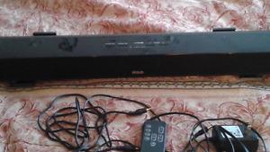Rca sound bar  for sale