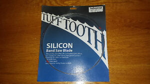"""Tuff Tooth Silicon Band Saw Blade 105"""" long x ¼"""" wide, 6 TPI Cambridge Kitchener Area image 1"""