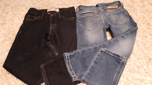 Diesel, levis, Used Boys clothing lot 4T $20