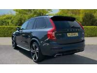 2021 Volvo XC90 RECHARGE T8 PLUG-IN HYBRID AWD R-DESIGN PRO A (Blonde Nappa Leat
