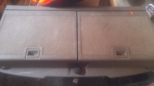 Storage compartment from 2007 Chevy Uplander