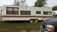1987 terry taurus 28 footer good stater / hunting