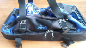 Roots luggage/duffle/backpack
