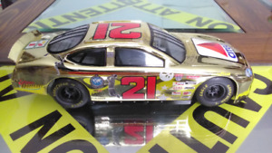 Limited  Edition gold  stock nascar