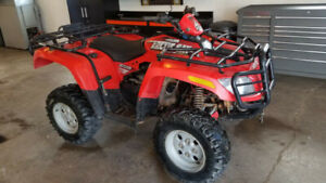 2005 Arctic Cat 500 4x4 sell or trade for snownobile