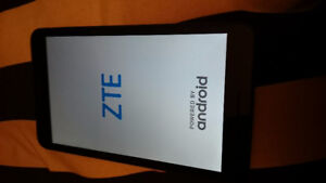 Android tablet ZTE