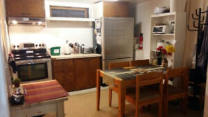 Nov. 01- 3 furn. rooms incls net and cable in lovely Kerrisdale