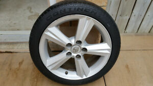 Toyota Matrix Rims & Tires