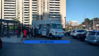 **ICE CREAM TRUCK** WE DO EVENTS** 647-867-0165