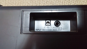 ISO ..AC adapter