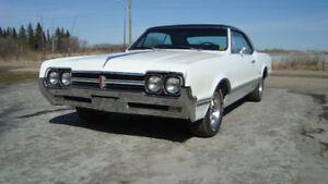 1966 cutlass