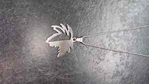 Stainless Steel Leaf Necklace  Kingston Kingston Area image 4