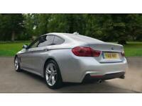 BMW 4 Series 440i Gran Coupe M Sport Auto Hatchback Petrol Automatic