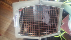 Large dog crate $50