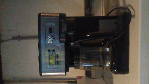 Hamilton Beach mutli-functioning coffee maker