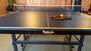 Ping Pong Table (Raquets included)