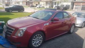 2010 Cadillac CTS Rebuilt classification