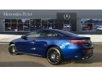 2021 Mercedes-Benz E-CLASS E400d 4Matic AMG Line Premium Plus 2dr 9G-Tronic Dies