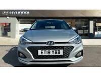 2019 Hyundai i20 1.2 MPi S Connect 5dr Petrol Hatchback Hatchback Petrol Manual
